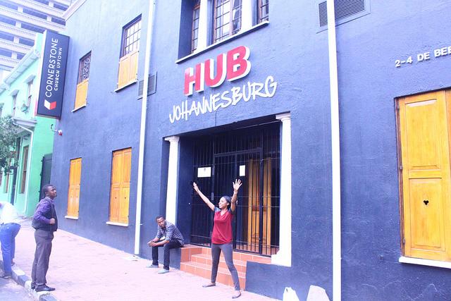 Hub Johannesburg