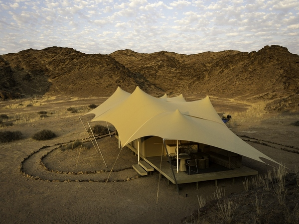 Hoanib Skeleton Coast Camp.